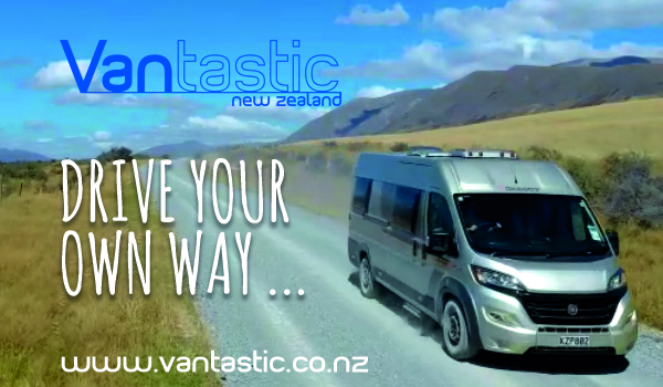 Vantastic New Zealand: Drive Your Own Way